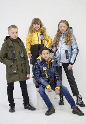 0562 Куртка на синтепоне Anernuo