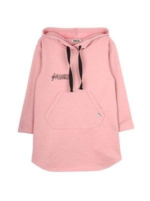 Платье 932А3 розовый