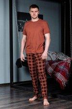 Пижама (футболка+брюки), арт. 1000-19