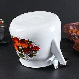Чайник Йогурт 3,5л белый с кнопкой