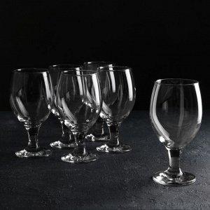 Набор бокалов для пива 6 шт «Мисс», 400 мл, 6,9?16 см