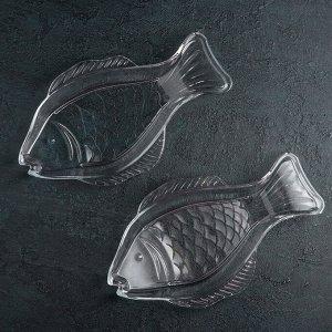 Набор блюд «Fish», 29?16 см, 2 шт
