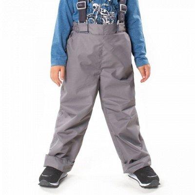 Модные детские джинсы! Быстрая выдача — Брюки на лямках на весну в наличии! Кол-во ограничено! — Верхняя одежда