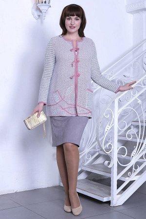 #97762 Жакет (Ankoli) розовый