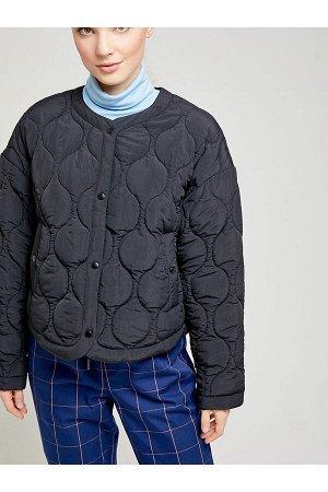 #98227 Куртка черный