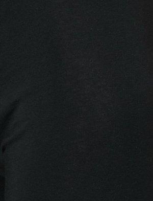 леггинсы Basic - черные