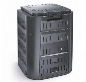 Компостер Prosperplast Compogreen 320 л черный (простая упаковка)