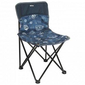 Стул складной «Премиум 3» ПСП3, 46 x 46 x 77 см, джинс синий