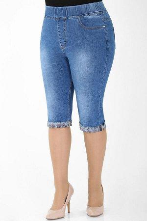 М-12 6586 Капри джинсовые