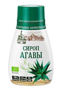 Bionova сироп агавы органический светлый 230 гр.