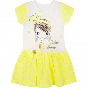 Платье Ramco I love summer для девочки