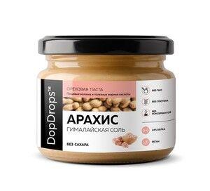 DopDrops ореховая паста 250 г
