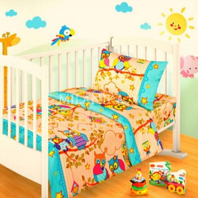 Спим наслаждаясь! ЛЕТНЯЯ АКЦИЯ! — КПБ Бязь детство — Постельное белье