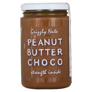 Grizzly Nuts Peanut Butter Choco  370 гр