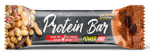 Power Pro Protein Bar 20% с арахисом, без сахара 40 г