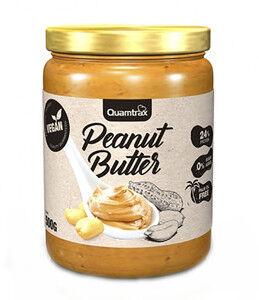 Quamtrax паста арахисовая Crema Cacahuete CRUNCHY 500 гр