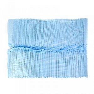 Пеленки впитывающие, целлюлозные, 60x40 см, (в наборе 100 шт)