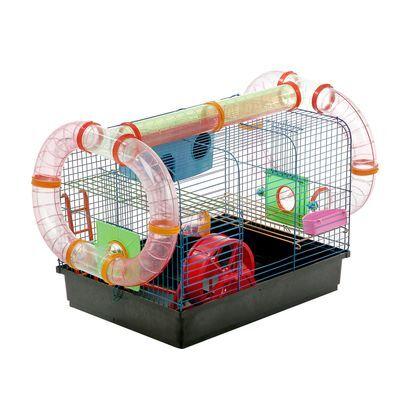 Счастливые Питомцы -Лучшие Друзья! Товары для Животных. — Клетки и переноски для грызунов — Домики и клетки