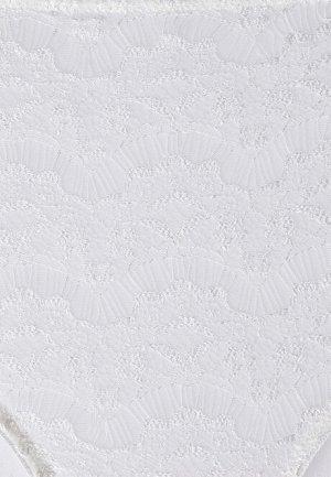 Трусы-слипы с завышенной талией Joselin белые