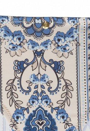 Трусы-слипы для купания Terra, цвет бело-синий