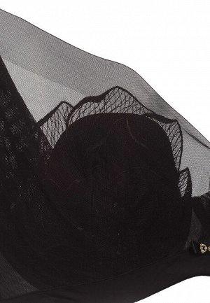 Бюстгальтер особая поддержка Evie, цвет чёрный
