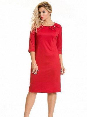 Платье 321 алый