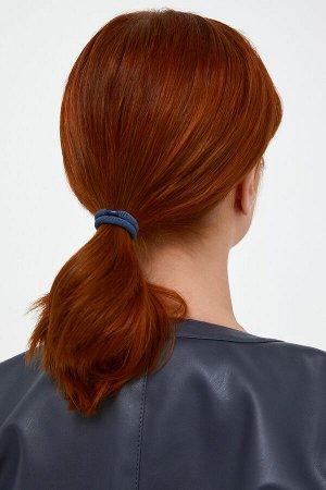 Набор из 3 резинок для волос жен. Coil ассорти