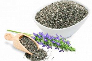 Семена Чиа Семена чиа диетологи отнесли к суперфудам, которые  обладают исключительной пользой для взрослых и детей. Этот экзотический продукт является источником максимального содержания природного р