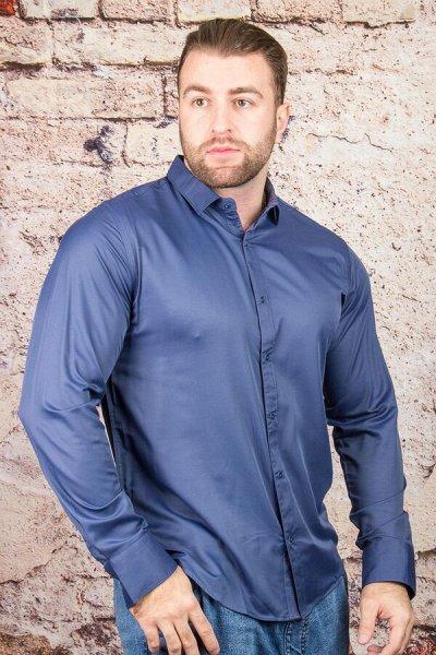 TAMKO-мужская одежда из Турции 16. Много больших размеров. — Рубашки длинный рукав — Длинный рукав