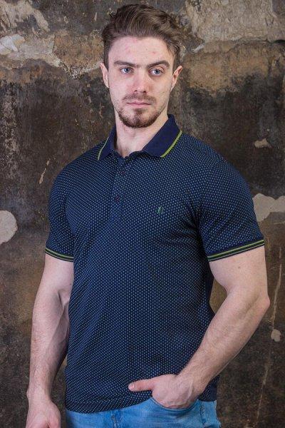 TAMKO-мужская одежда из Турции 19. Много больших размеров — Футболки 3 — Футболки-поло