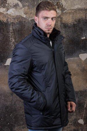 Куртка 16627 чёрный PAOLO МАХ