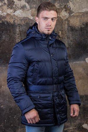 Куртка 16803 синий PAOLO MAX