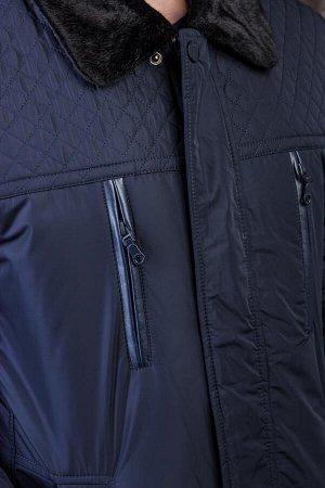 Куртка 16821 т.синий PAOLO МАХ