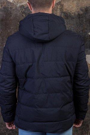 Куртка 7171 т.синий JINBOYA
