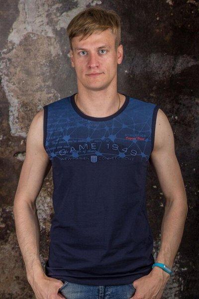TAMKO-мужская одежда из Турции 16. Много больших размеров. — МАЙКИ (борцовки) — Футболки
