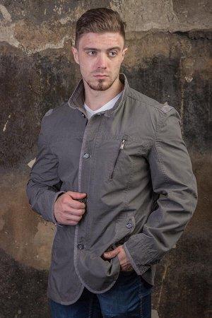 Куртка 296 серый №12 ВAOF