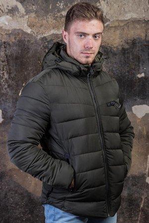 Куртка 9655 зелёный LIZHANHONG