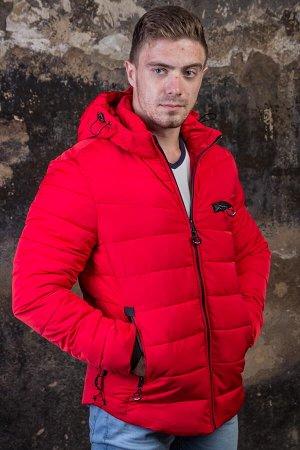 Куртка 9655 красный LIZHANHONG