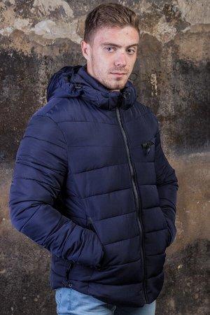 Куртка 9655 синий LIZHANHONG