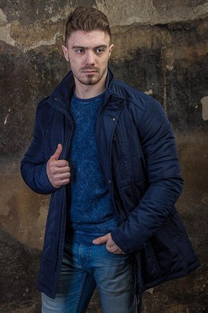 Куртка 15031 синий PAOLO MOONSTAR