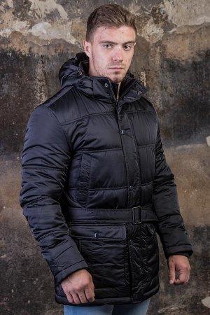 Куртка 16803 чёрный PAOLO MAX