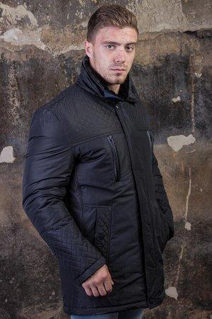 Куртка 16821 чёрный PAOLO МАХ