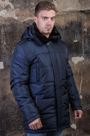 Куртка 16860 т.синий PAOLO МАХ