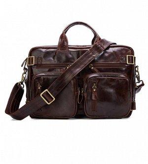 Бизнес сумка (кожаная)