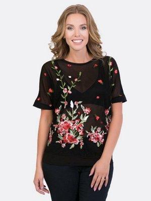 Блуза Аленький цветочек