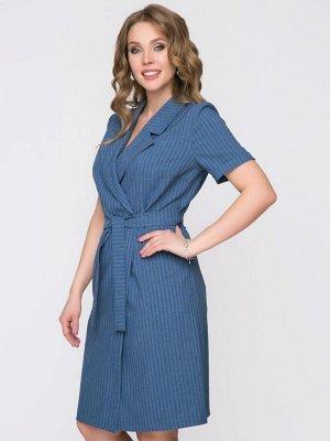 Платье Верона (блу)