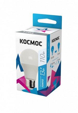 Светодиодная лампа КОСМОС А60 13W Е27