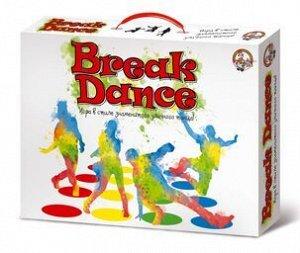 """Игра для детей и взрослых """"Break Dance"""" (поле 1,2 м*1,8 м) арт.01919"""