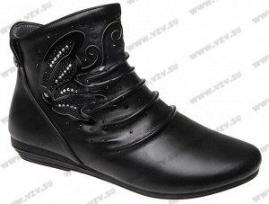 Ботинки Сказка/Модель: 219534/Черные