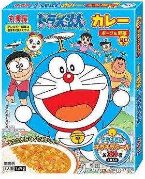 MARUMIYA Food Industry Doraemon Curry Sweet - детское порционное карри